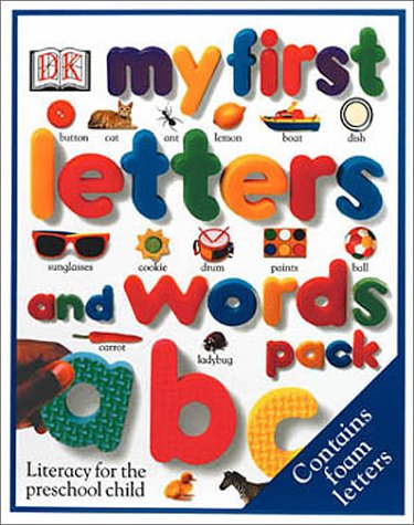 Download My First Letters and Words Pack pdf