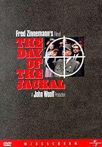 The Day of the Jackal (Widescreen)