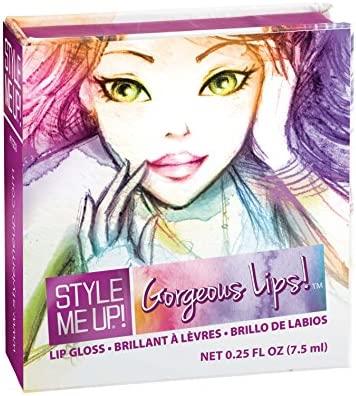 Style Me Up - Set de Maquillaje, contiene 3 Brillos de ...