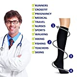 7-Pairs-Compression-Socks-For-Women-and-Men-Best-Medical-Nursing-for-Running-Athletic-Edema-Diabetic-Varicose-Veins-Travel-Pregnancy-Maternity-15-20mmHg