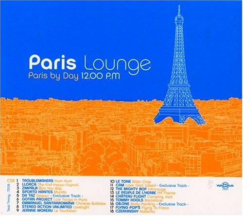 Paris Lounge by Musicrama/Koch