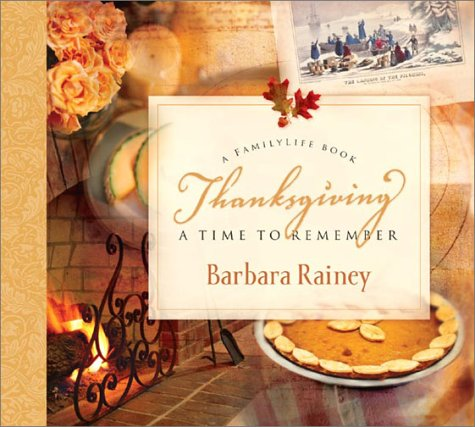 Thanksgiving:  A Time to Remember ebook