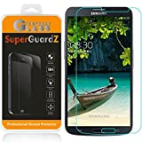[2-Pack] For Samsung Galaxy Mega 6.3 - SuperGuardZ Tempered Glass Screen Protector, 9H, 0.3mm, 2.5D Round Edge, Anti-Scratch, Anti-Bubble