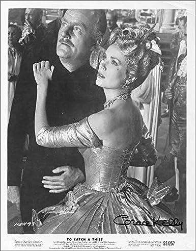 Cary Grant 8X10 Photo To Catch A Thief Monaco Hitchcock