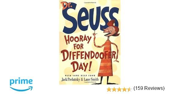 Hooray for Diffendoofer Day!: Dr Seuss, Jack Prelutsky, Lane Smith ...