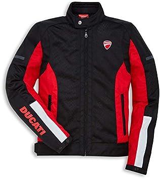 Ducati Summer Textile Mesh Jacket by Spidi Black XX-Large 981040467