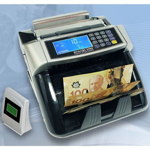 NEW! Polymer & Paper Canadian & USD Currency Bill Counter Plastic Money Banknote CAD by Angel Canada
