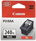 Canon PG-240XL Black Ink Cartridge, Comp...