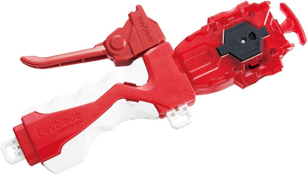 Plastique Beyblade Grip Lanceur de chaîne Spinning Top Accessoires de