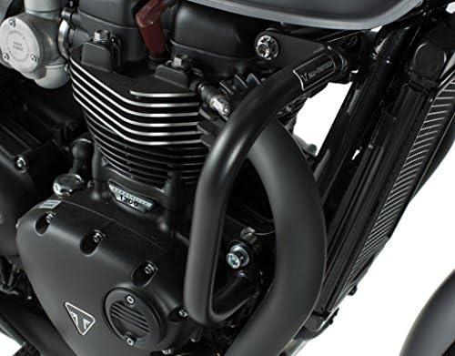 Triumph Scrambler Engine Dresser Bars Textured Black Part # A9758025