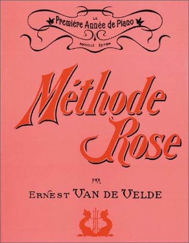 La Méthode rose, ancienne édition (sans CD)