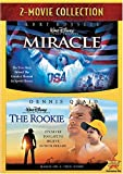 DVD : Miracle/The Rookie DVD 2-Pack