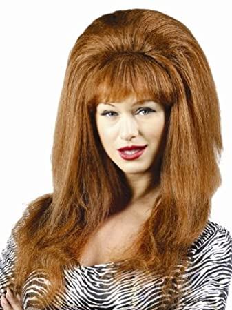Peg Bundy Married with Children Halloween Costume Wig  sc 1 st  Amazon UK & Peg Bundy Married with Children Halloween Costume Wig: Amazon.co.uk ...