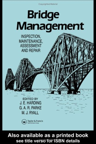 Bridge Management: 1st Pdf