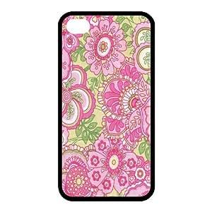 Custom Vera Bradley Back case for iphone4,4S JN4S-344