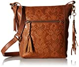 The Sak Women's Ashland, Tobacco Floral Embossed