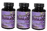 3 months 1000 mg Resveratrol Premium (3 Bottles), Health Care Stuffs