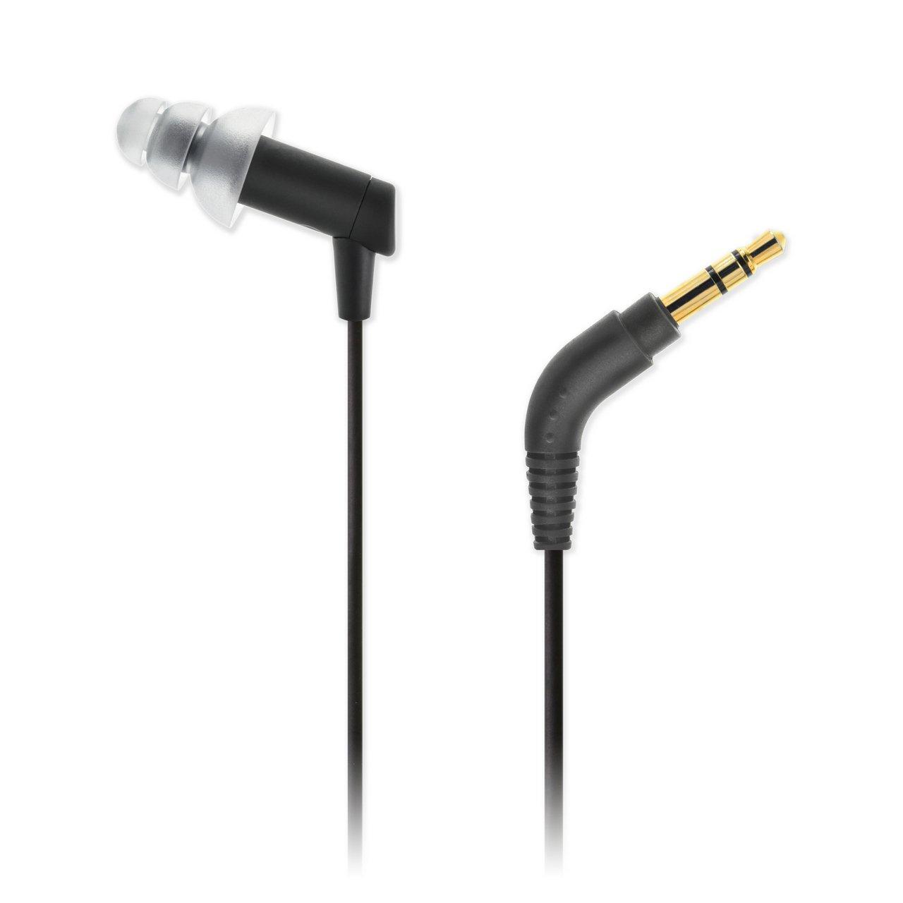 Amazon.com: Etymotic Research HF5 Noise-Isolating In-Ear Earphones, Black:  Home Audio & Theater