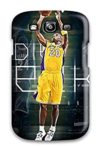 Hot los angeles lakers nba basketball (22) NBA Sports & Colleges colorful Samsung Galaxy S3 cases