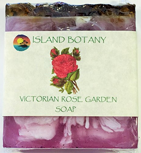 2 PK. Fields of Marigold, and Victorian Rose Garden Glycerin & Goat Milk Soap. Naturally moisturizing, cleansing and deodorizing. 10 ozs.