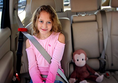ClypX – Perfect Alternative to Child Booster and Car Seat for Kids Ages 4 to 12 – Certified in US, CA and EU