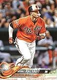 2018 Topps #25 Manny Machado Baltimore Orioles Baseball Card