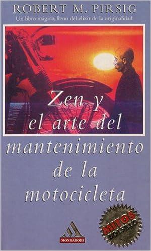 Resultado de imagen de zen y el arte del mantenimiento de la motocicleta