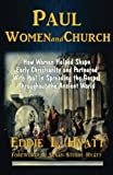 img - for Paul, Women and Church book / textbook / text book