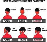 KAMUGO Kids Adjustable Helmet, Toddler Helmet for