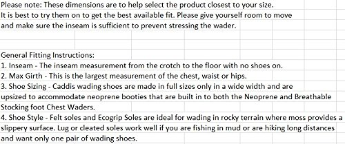 Attractive Wader Caddis Stocking Chest Deluxe Breathable Foot Women's Teal 4qSwF5v