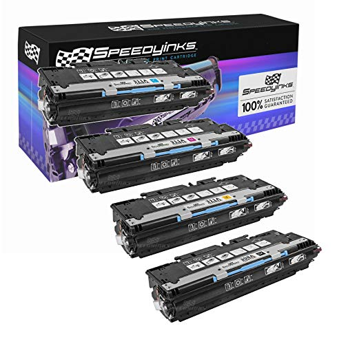 Hp Q2682a Replacement - Speedy Inks Remanufactured Toner Cartridge Replacement for HP 308A/311A (1 Black, 1 Cyan, 1 Magenta, 1 Yellow, 4-Pack)