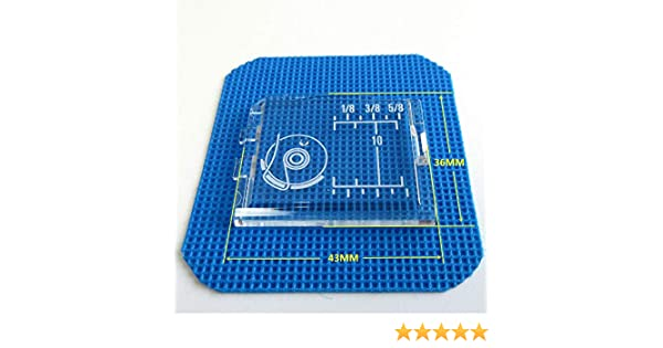 385.19606 385.19606400 Necchi 385.16020 385.19365990 Cover Plate for Kenmore 384.18024000