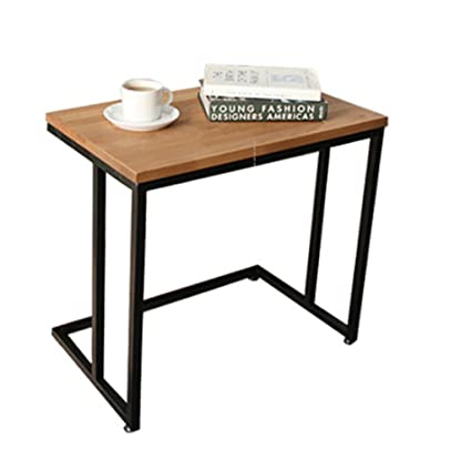 Amazoncom Nubao Home Solid Wood Side Modern Small Coffee Table