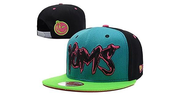 Hip Hop ajustable YUMS Snapback Gorra de béisbol de Lu: Amazon.es ...