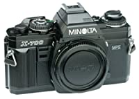 Minolta X-700 35mm SLR Camera (Body Only) (Discontinued by Manufacturer)