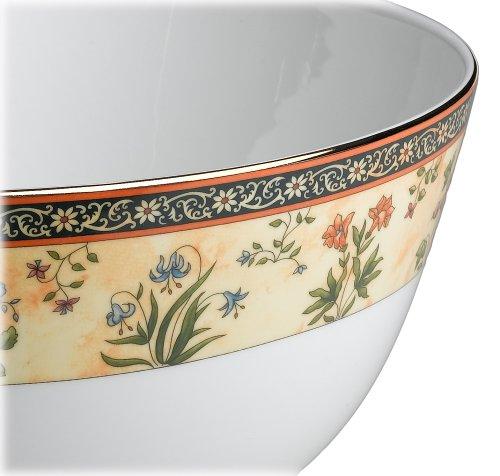 Wedgwood India 10 inch Salad Bowl
