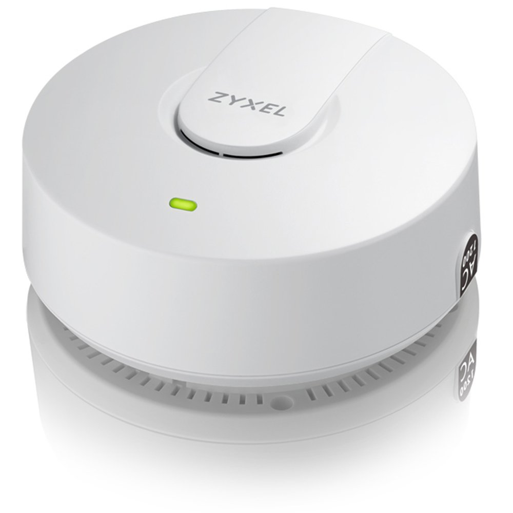 Zyxel Hybrid Cloud Wireless Access Point NWA1123-AC PRO Standalone or Cloud Managed 3x3 antenna 1,75 Gbps PoE Injector