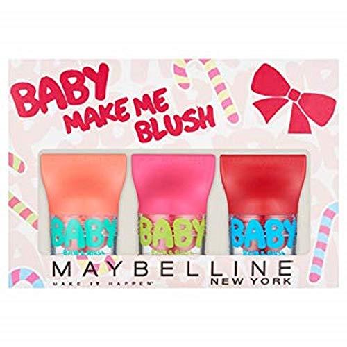 Maybelline Baby Make Me Blush Gift Set (3 Lip Balms)