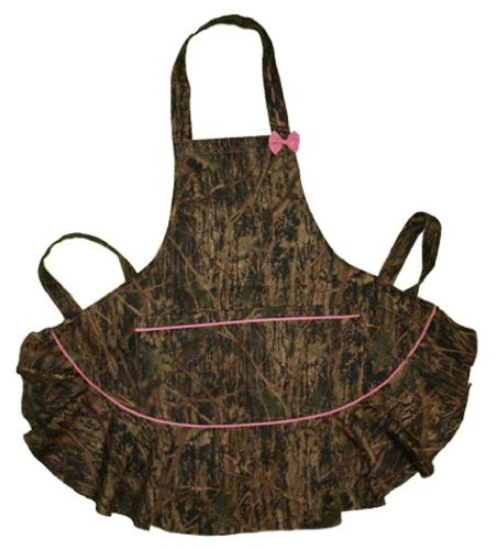 Camouflage Apron (True Timber Lady Camo Apron)