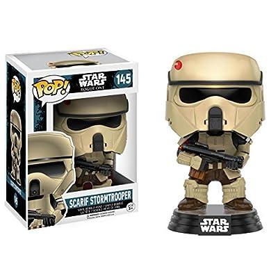 POP Star Wars: Rogue One - Scarif Stormtrooper: Funko Pop! Star Wars:: Toys & Games