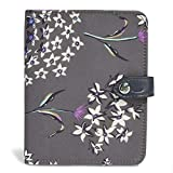 Vera Bradley Midtown RFID Passport Wallet, Performance Twill, Dandelion Wishes