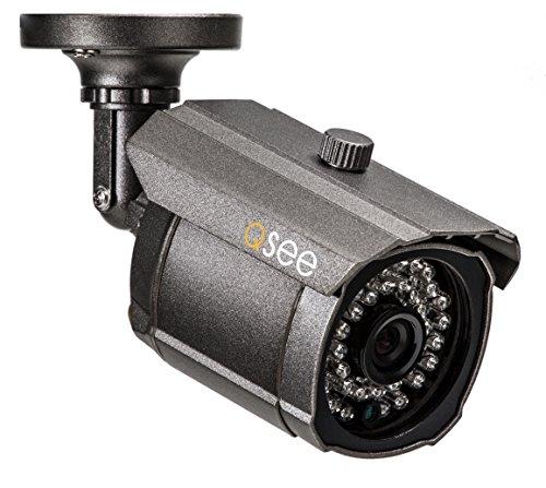 Q-See (Certified Refurbished) QM9902B-R, 900TVL Analog BNC Bullet Camera by Q-See