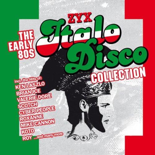 CD : ZYX Italo Disco Collection - The Early 80's / Various (3 Disc)