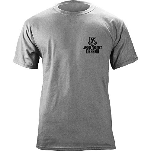 Security Forces Defensor Veteran T Shirt