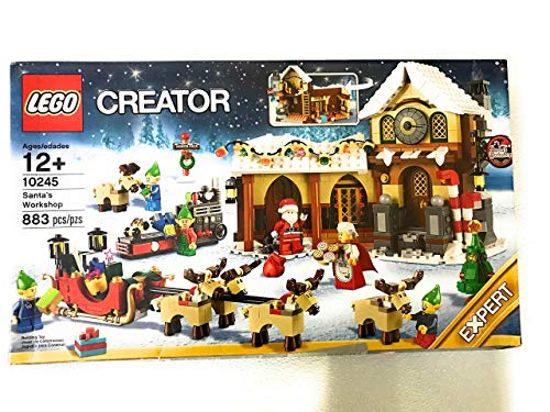(LEGO 10245 Santa's Workshop Santa's Workshop )