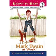 Mark Twain at Work!