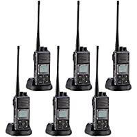 Walkie Talkie, Sanzuco 20 Channel Hands Free 2 Way Radios up to2.5 Miles Long Range Rechargable Interphone for Outdoor Camping Hiking