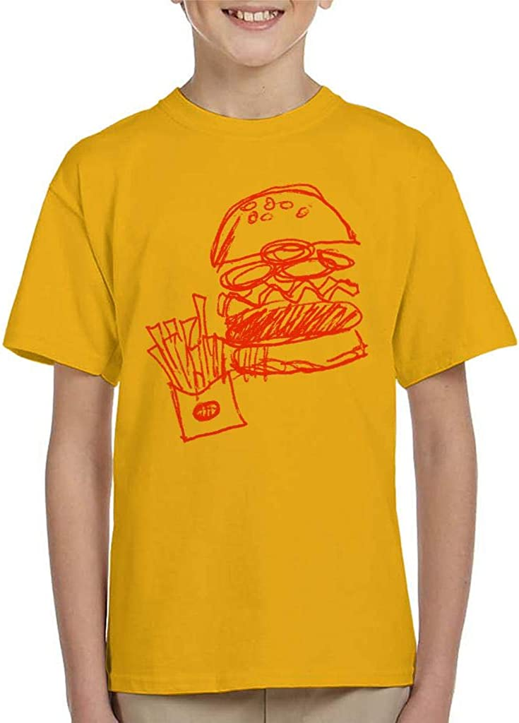 HOOPNUA Youth Steven Universe Cotton T-Shirt Fashion 3D Printed ComfortSoft Graphic Crew Neck Short Sleeve Tee Polo Shirt