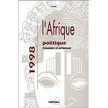 Afrique Politique 1998