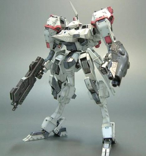 Armored Core Mirage YC07 Cronus Vixen Model Kit 1/72 Scale
